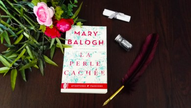 Photo de La Perle Cachée de Mary Balogh