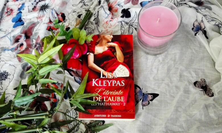 Photo of L'étreinte de l'Aube de Lisa Kleypas
