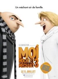 Moi, Moche et Méchant 3- Affiche