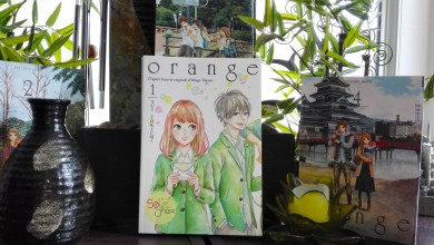Photo de Orange Tome 1 de Yui Tokiumi  (Auteur) & Ichigo Takano (Illustrations)