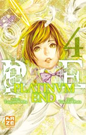 Platinum End tome 4