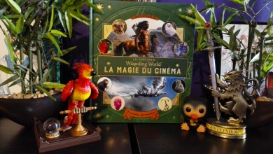 Photo of Wizarding World – La magie du cinéma Vol.2 : Créatures Fascinantes