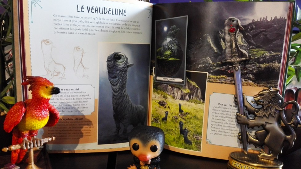 Wizarding-World---La-magie-du-cinéma-Vol.2---Créatures-Fascinantes-Extrait-2