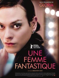 Une femme fantastique - Affiche