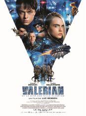 Valerian - Affiche