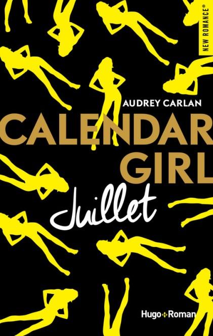 Calendar Girl Juillet
