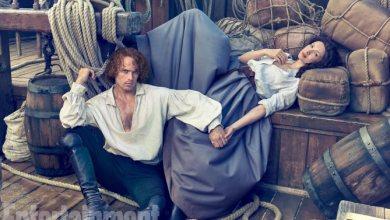 Photo de Embarquement immédiat pour la saison 3 de Outlander!