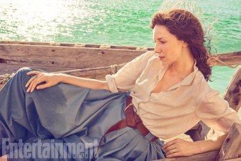 Outlander Saison 3 - Photoshoot EW (6)