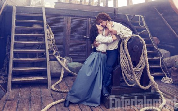 Outlander Saison 3 - Photoshoot EW (8)