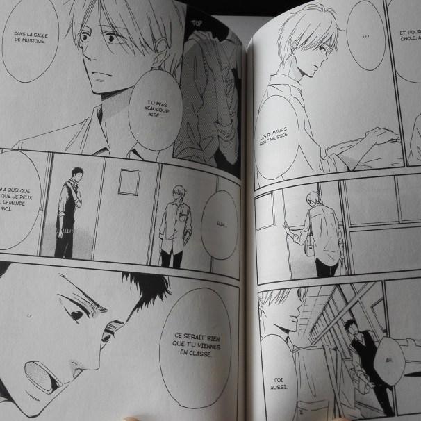 The First Love In Ultramarine de Yuki Ringo-1