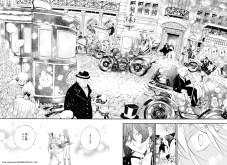 Les mémoires de Vanitas extrait en japonais