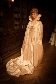 Crimson Peak - Edith white dress