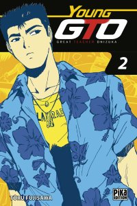 Young GTO Tome 2
