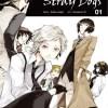 Bungô Stray Dogs Tome 1 de Kafka Asagiri et Harukawa 35