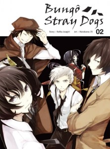 Bungô Stray Dogs T2
