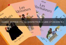 Photo of Harry Potter 7¾, la fanfiction à lire d'urgence !