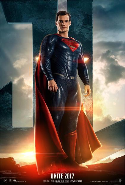 Justice League - Super-Man Unite