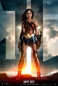 Justice League - Wonder Woman Unite