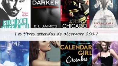 Photo of Les nouveautés romans de décembre 2017