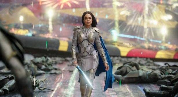 Thor Ragnarok - Valkyrie 3