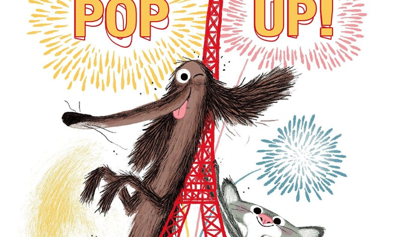 Photo of Chien Pourri à Paris : Pop up ! de M. Boutavant et C. Gutman