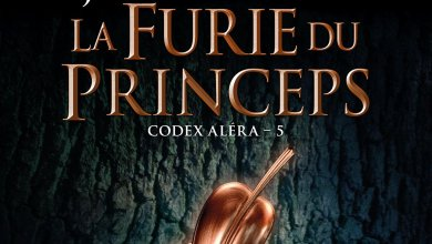 Photo de La Furie du Princeps de Jim Butcher