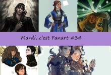 Photo de Mardi, c'est Fanart #34