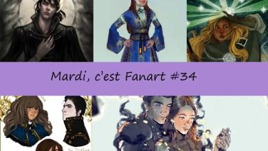 Photo of Mardi, c'est Fanart #34