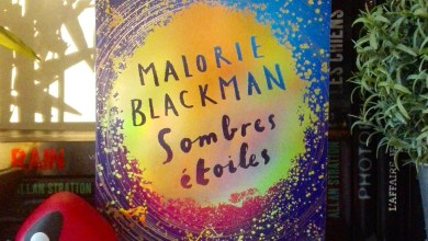 Photo of Sombres étoiles de Malorie Blackman