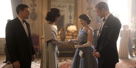 The Crown - Elizabeth, Philp et les Kennedy