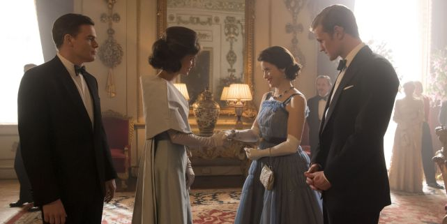 The Crown - Elizabeth, Philp et les Kennedy