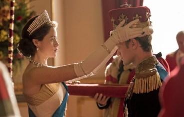 The Crown - Elizabeth sacre Philip Prince