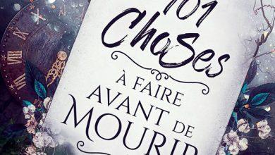 Photo of 101 Choses à Faire avant de Mourir, de Lily Haime