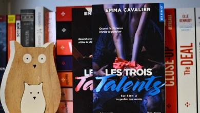 Photo of Les Trois Talents Tome 2 de Emma Cavalier