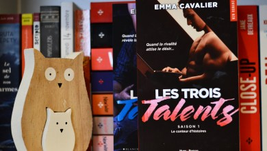 Photo of Les Trois Talents Tome 1 de Emma Cavalier