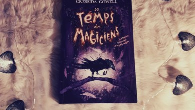 Photo of Le Temps des Magiciens de Cressida Cowell