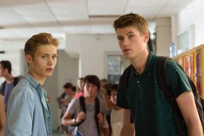 Les Innocents - Yann et Lucas lycée