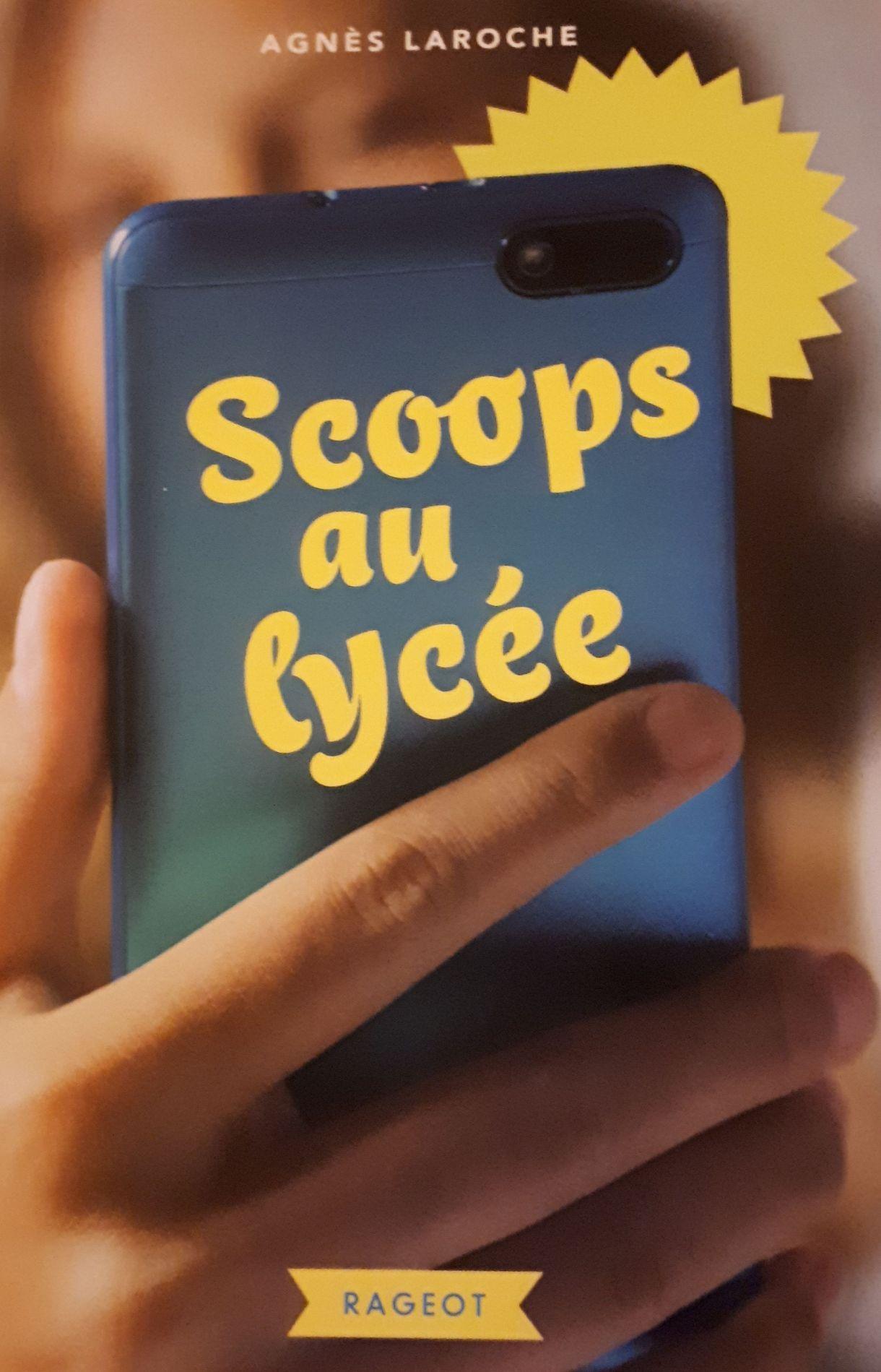 Scoops au lycée d'Agnès Laroche