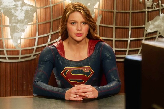 Supergirl S1 - Message de Supergirl