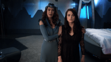 Supergirl S2 - Rhéa et Lena