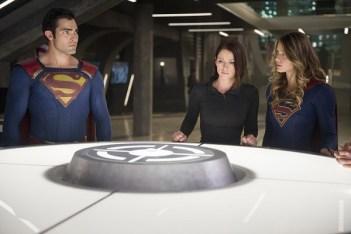 Supergirl S2 - Superman, Alex et Supergirl