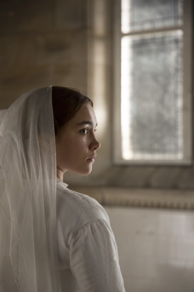 The Young Lady - Kathrine mariage