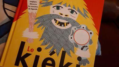 Photo of Le Kiéki des Monstres de Céline Potard et Sophie Ledesma