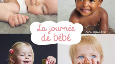 Photo de La journée de Bébé – imagier photos