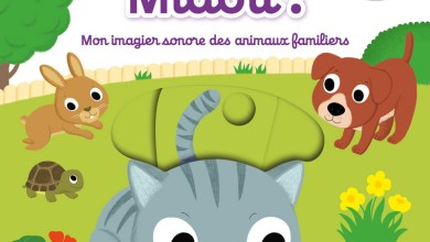 Photo of Miaou ! Mon imagier sonore des animaux familiers