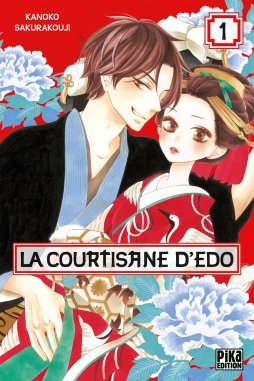 La Courtisane d'Edo-1