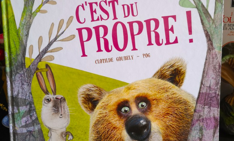 Photo de C'est du Propre ! de Pog (Auteur), Clotilde Goubely (Illustrations)
