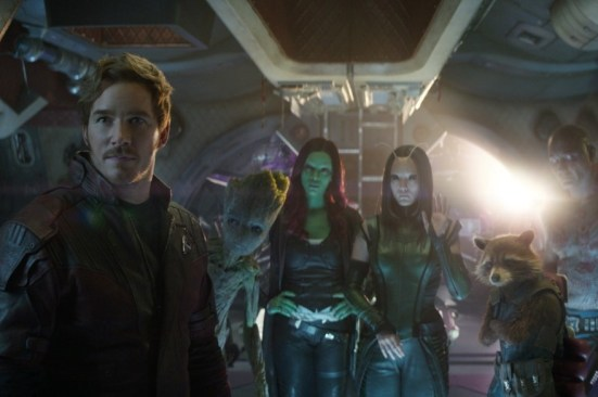© : Avengers : Infinity War, Russo, MARVEL