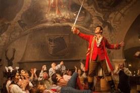 La belle et la bête - Gaston au bistro