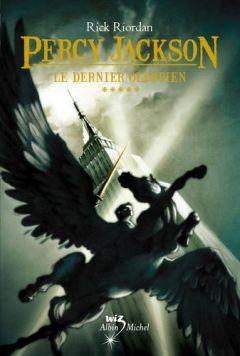 Percy Jackson - Le Dernier Olympien